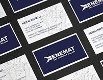 Enemat advertising materials