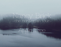 Nancy Brick - the norwegian tour - Apple Tree