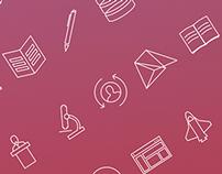 Glyph-icon Font Set