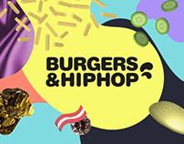 Burgers & Hip Hop – Branding