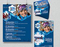 Graphic Design - Ski School