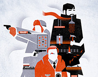 Fargo TV Art Series Poster