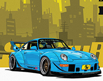RWB Thailand @Speed