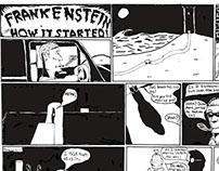 Frankenstien: How It Started!
