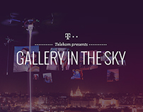 Telekom - Gallery in the sky