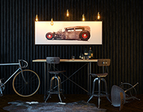 HotRod Bar
