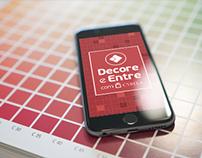 App Decore e Entre com Cyrela