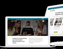 Site Institucional da UniOffice
