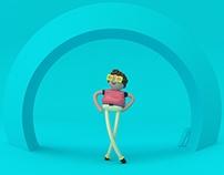 Character design - 3D