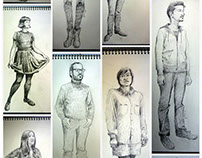 Diario de Retratos / Journal of Portraits