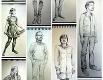 Diario de Retratos / Journal of Portraits