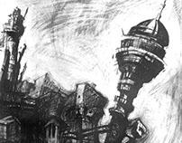 Charcoal Castles