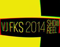 VJ Show Reel 2014!