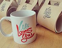 Wö Loves You | Producto promocional