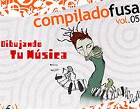 Compilado Fusa Vol. 05: Dibujando tu música