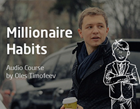 Oles Timofeev Audio Course Sales Page