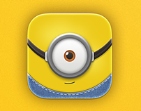 Minion iOS Icon