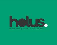 Trabalhos Holus Marketing