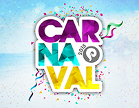Carnival Logo & Magazine Ad