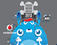MAD Video Music Awards 2013