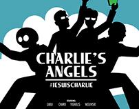 Charlie's Angels #JeSuisCharlie