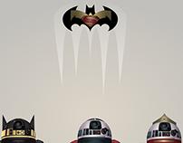 The Droid Trinity