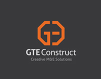 GTE Construct - Branding