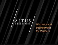 Altus Consulting - Branding