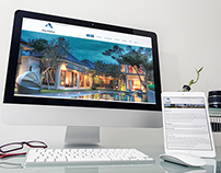 Website Design for a Real Estate Agency
