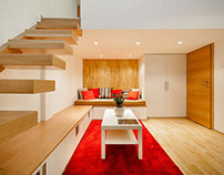 20 sqm apartment