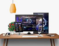 Blender Club Website