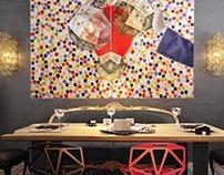 Loft Apartment/MSK/UNDERWONDER creative bureau