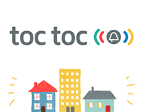 Toc Toc / Smart doorbell