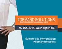 #DemandSolution | social media