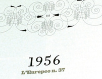 BGX - Page Decorations on L'Europeo