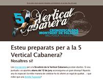 Mailing Vertical Cabanera