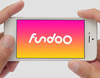 Fundoo logo design