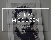 Steve McQueen The Icon
