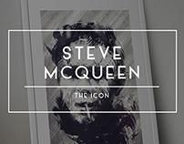 Steve McQueen The Icon