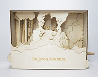 The Jungle Adventure: A Mechanical Toy