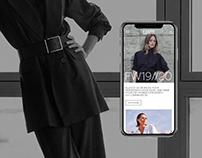 Ellozze - E-commerce Website