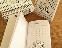 Agenda 2015 / Calendar 2015 / Notebook 2015