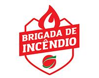 Logo Brigada de Incêndio | Belagricola