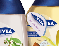Nivea Massage Oils