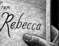Pen, Ink, & Scratchboard-Rebecca