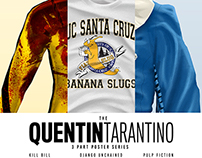 Quentin Tarantino Poster Series