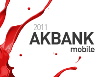 Akbank Mobile Design
