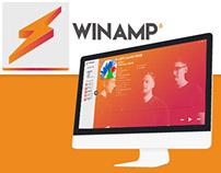 WINAMP 6 Concept