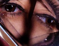 The girl with the Kaleidoscop eyes