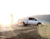Dodge Ram - Road trip